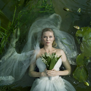 Melancholia, Kirsten Dunst