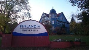 Finlandia University i Hancock, Michigan