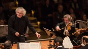 Simon Rattle, Berlinerfilharmonikerna