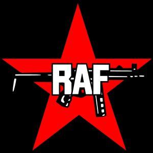 Logo av Röda armé-fraktionen