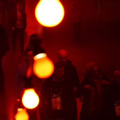Lights at Slush 2018