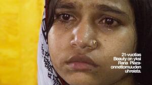 21-vuotias Beauty on yksi Rana Plaza-onnettomuuden uhreista