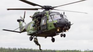 militärhelikopter