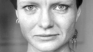 Den svenska författaren Malin Lindroth.