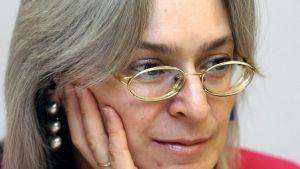 Journalisten Anna Politkovskaja
