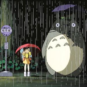 Naapurini Totoro.
