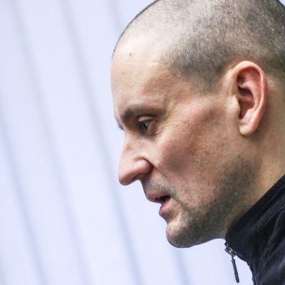 Sergei Udaltsov Venäjä opposito vasemmistorintama