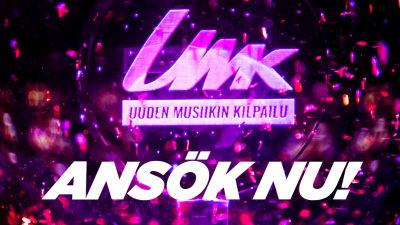 Logo för ansökan till UMK22