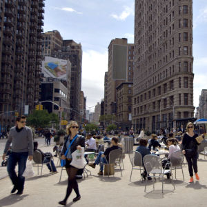 Madison Square New Yorkissa