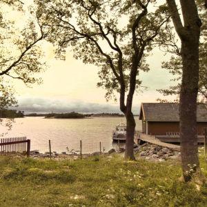 Saaristomeren kansallispuiston kulttuurimaisemaa.