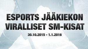 Esports jääkiekon viralliset SM-kisat pelataan uudenvuodenpäivänä Helsingissä.