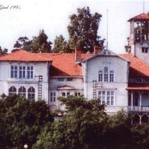 Skinnarviks herrgård 1993.