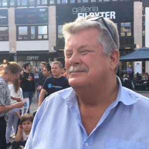 Porträttbild på Per Johansson.