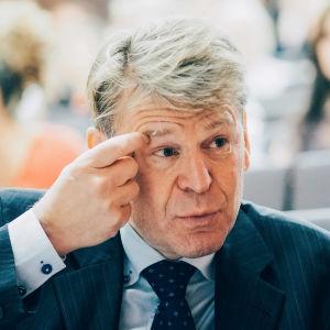 Martin Sheinin, professor i internationell rätt och mänskliga rättigheter.