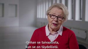 Ronja Salmi, mikä sytyttää naisen