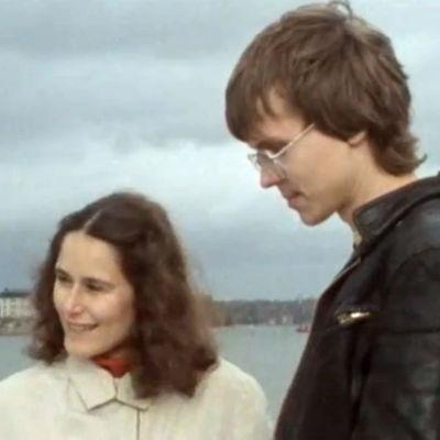 Pekka Sauri ja hänen vaimonsa Gandul Sauri