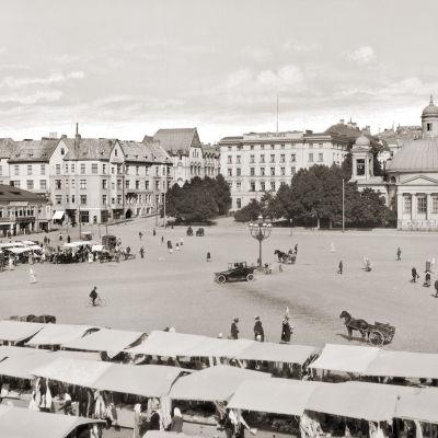 Gammalt fotogarfi från Åbo