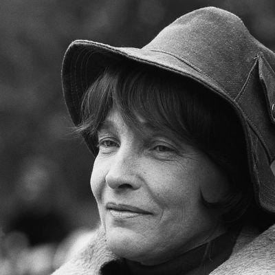 Eeva Kilpi Mukkulan kirjailijakokouksessa