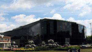 Willis Building Englannin Ipswichissä (Norman Foster, 1970 - 1975)