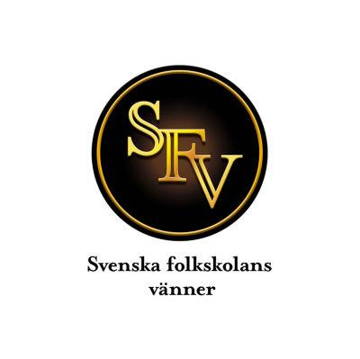 Svenska folkskolans vänner. Logo.