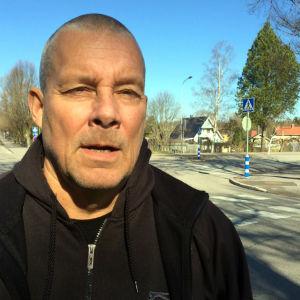 Porträttbild på Jan Rönnberg