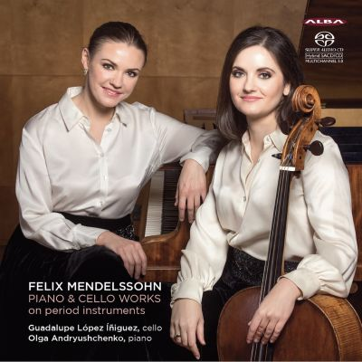 Mendelssohn: Piano & cello works