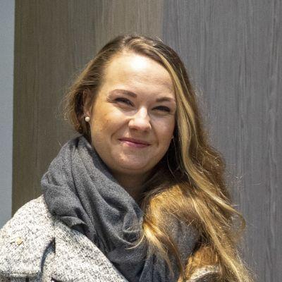 Oulun Suomi-Amerikka yhdistyksen sihteeri Milla Väänänen.