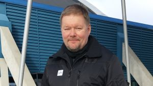 Timo Huovinen, chef för journalistisk standard och etik på Yle