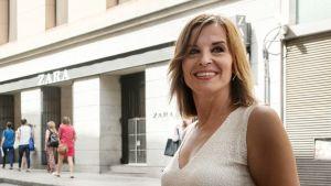 Luz Sánchez Mellado, journalist för tidningen El País.