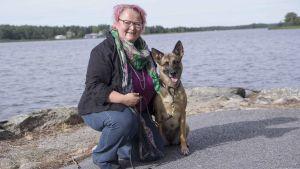 Forskardoktor Henna Syrjälä