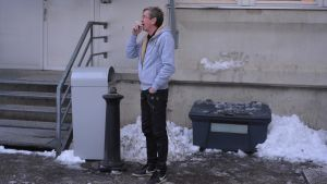 tobaksrökning på jobbet