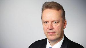 Tullens generaldirektör Antti Hartikainen.