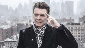 Artisten David Bowie.