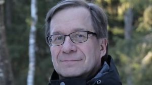 Professor Jouni Pursiainen, Uleåborgs universitet.