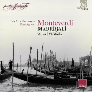 Monteverdi Madrigali / Les Arts Florissants