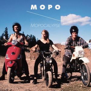 Mopocalypse, album med trion Mopo