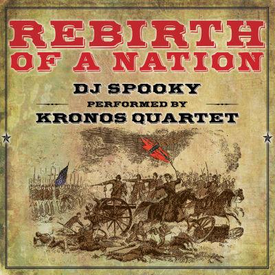Kronos Quartetin levyn kansikuva.