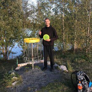 Jarmo Luokkala Hole-In-One, Lempäälässä, 73 metriä