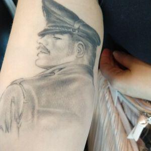 Tatuerad Tom of Finland