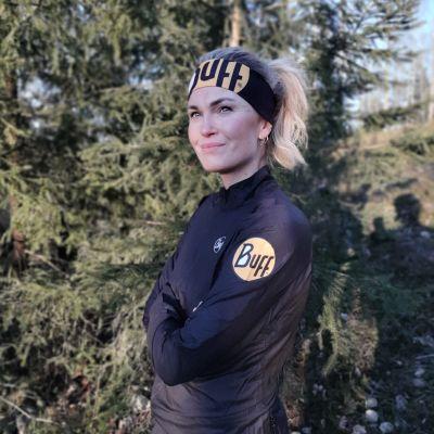 Polkujuoksija Elina Järnefelt henkilökuvassa