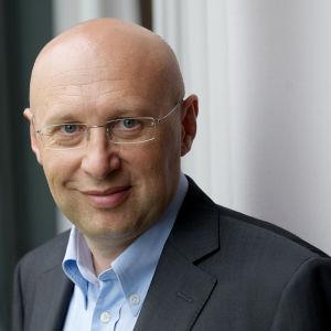 Professor Stefan Hell vid Max Planckinstitutet i Göttingen.