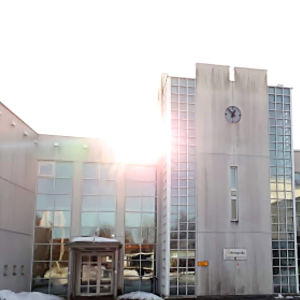 Yrkeshögskolan Metropolias campus i Alberga.