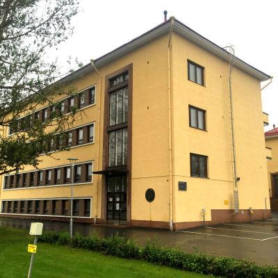 Malmögården i Vasa.
