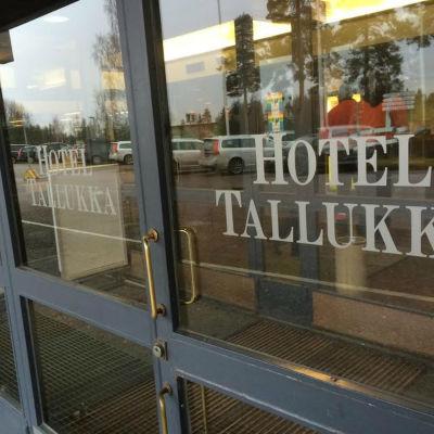 Hotell Tallukka i Asikkala.