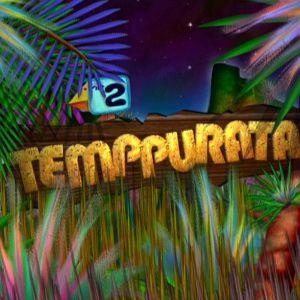Pikku Kakkosen Temppurata-ohjelman logo