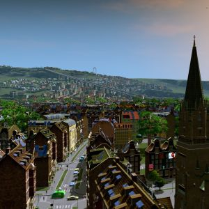 Cities: Skylines (screenshot 2015)