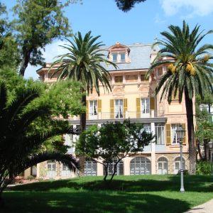 Nobels villa i San Remo
