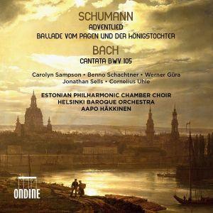 Schumann & Bach / Helsingin barokkiorkesteri
