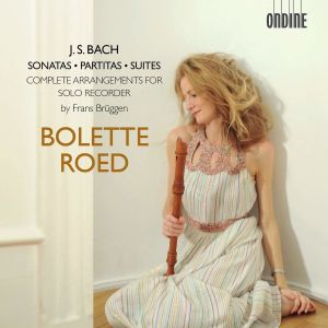 Bach / Bolette Roed
