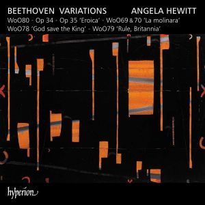 Beethoven Variations / Angela Hewitt